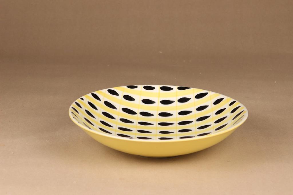 Arabia bowl hand-painted designer Olga Osol