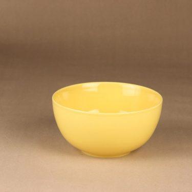 Arabia Teema bowl yellow designer Kaj Franck