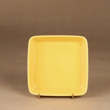 Arabia Teema tarjoiluvati, pieni, suunnittelija Kaj Franck, pieni, nelikulmainen kuva 2