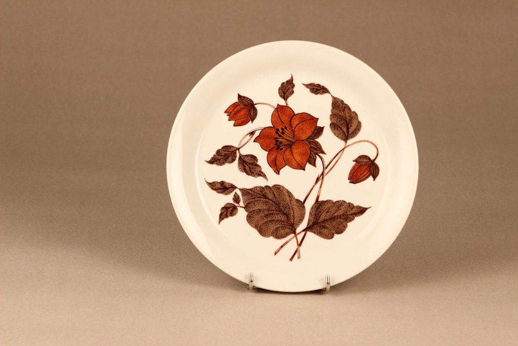 Arabia Tea for two plate designer Gunvor Olin-Grönqvist
