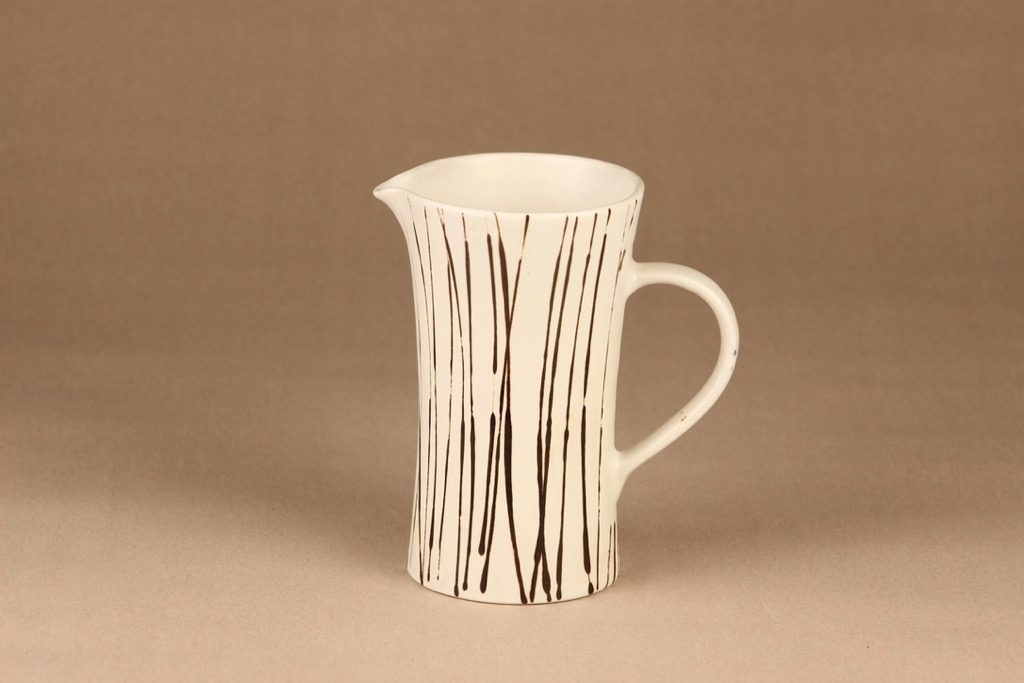 Arabia pitcher hand-painted designer Ulla Procope