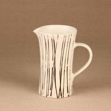 Arabia pitcher hand-painted designer Ulla Procope