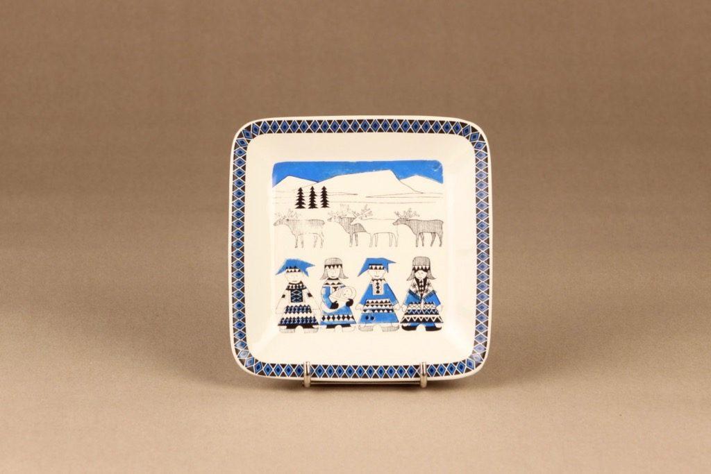 Arabia G13.5 seving bowl Lappi designer Raija Uosikkinen
