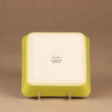 Arabia Vegeta bowl, square designer Esteri Tomula 3