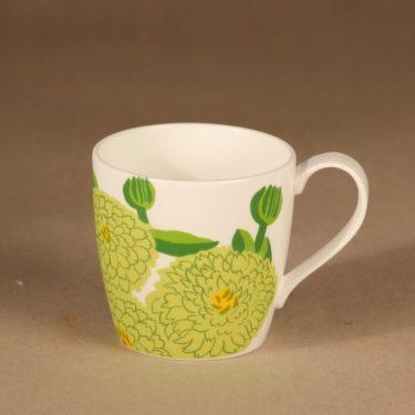 Iittala Primavera mug, apple green, designer Maija Isola