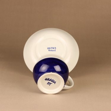 Arabia TH/5 cup and saucer, hand-painted designer Esteri Tomula 2