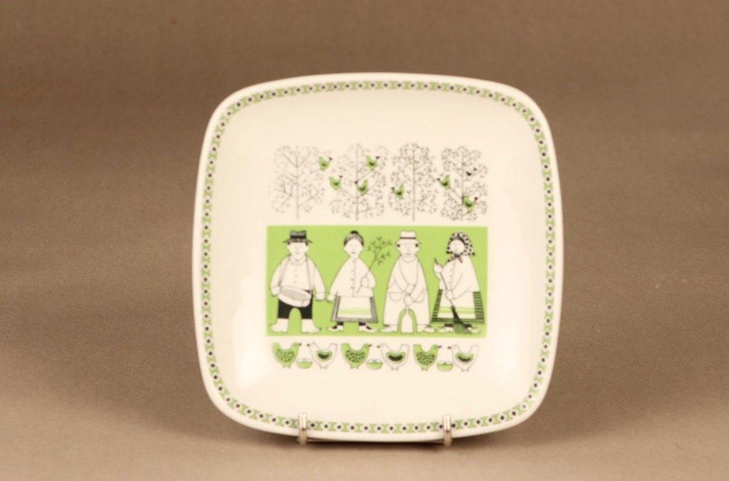 Arabia bowl Spring , limited edition to Kymarno Oy designer Raija Uosikkinen