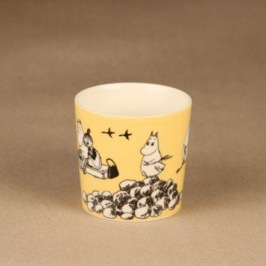 Arabia Moomin mug Yellow designer Tove Slotte-Elevant 2