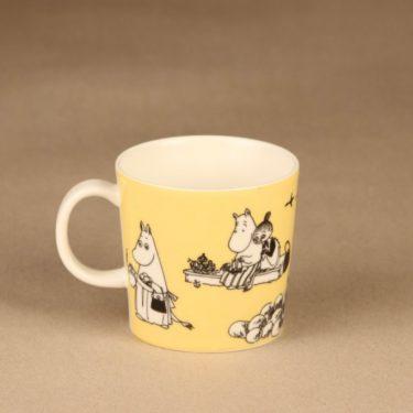 Arabia Moomin mug Yellow designer Tove Slotte-Elevant 3