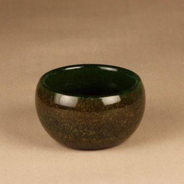 Nuutajärvi art glass bowl designer Oiva Toikka