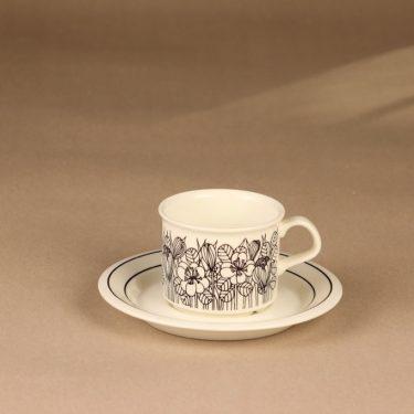 Arabia Krokus coffee cup and plates designer Esteri Tomula 2