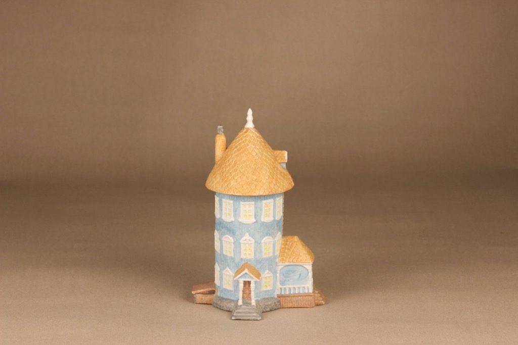 Arabia Moomin house, hand-painted