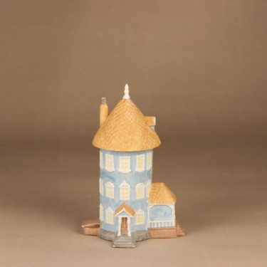 Arabia Moomin house, hand-painted
