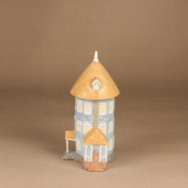 Arabia Moomin house, hand-painted 2
