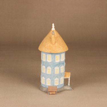 Arabia Moomin house, hand-painted 4