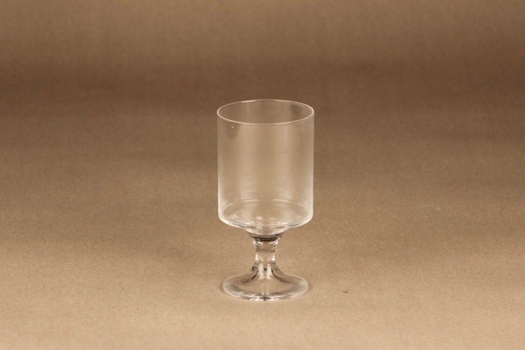 Iittala Karelia white wine glass 12 cl designer Tapio Wirkkala