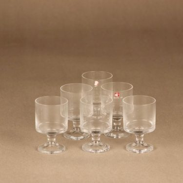 Iittala Karelia schnapps glass 3 cl designer Tapio Wirkkala