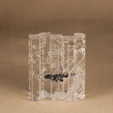 Riihimäen lasi Metsä art glass designer Helena Tynell