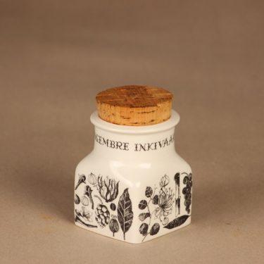 Arabia spice jar Ginger designer Esteri Tomula