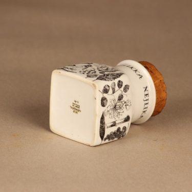Arabia spice jar Carnation designer Esteri Tomula 3