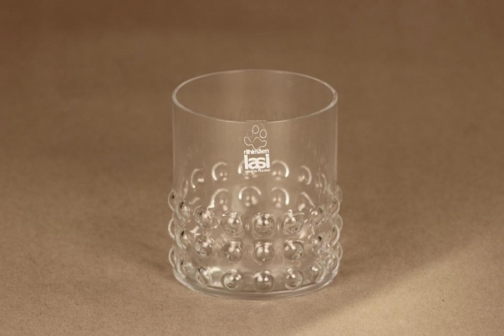 Riihimäen lasi Grappo juomalasi suunnittelija Nanny Still