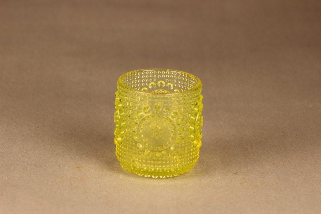 Riihimäen lasi Grapponia juomalasi, 15 cl, suunnittelija Nanny Still, 15 cl