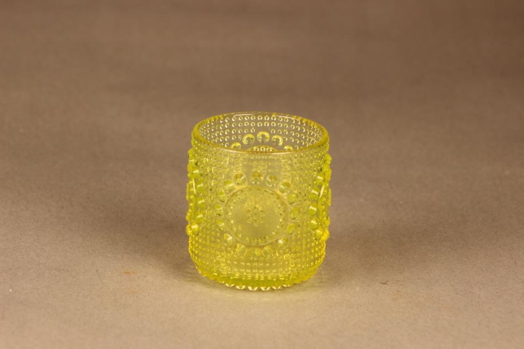Riihimäen lasi Grapponia glass designer Nanny Still