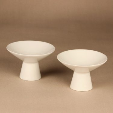 Arabia candle holder 2 pcs designer Kaj Franck