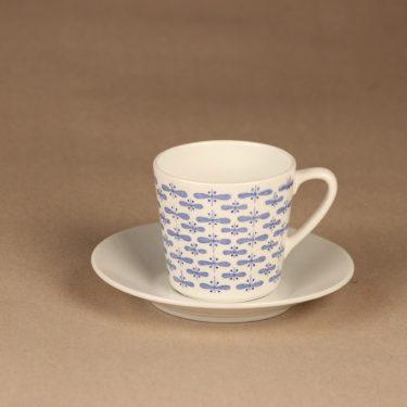 Arabia Perho coffee cup designer Raija Uosikkinen