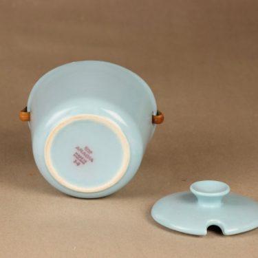 Arabia AL marmelaadirasia, rottinkikahvalla, suunnittelija Ulla Procope, rottinkikahvalla kuva 2