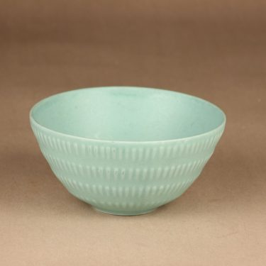Arabia bowl light blue