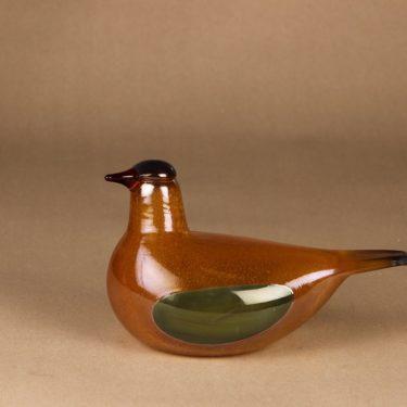 Nuutajärvi Annual bird Golden Dove 2001 designer Oiva Toikka