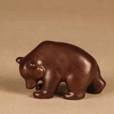 Arabia figuuri, karhu, suunnittelija Lea von Mickwitz, karhu