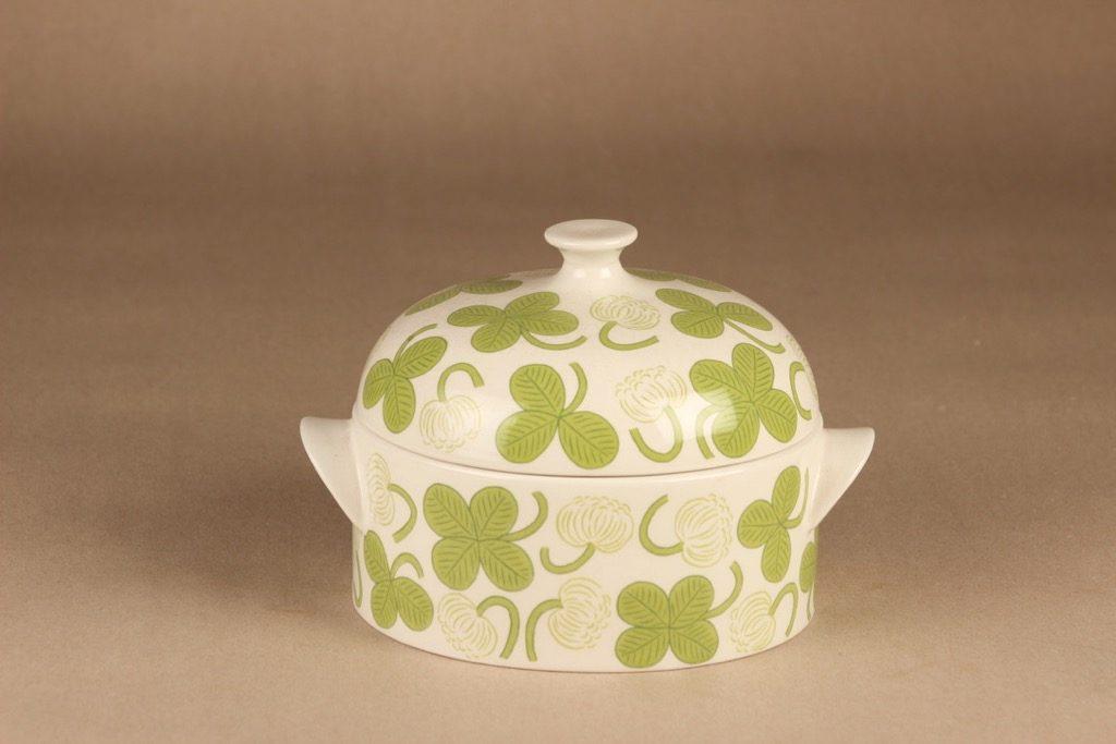 Arabia Apila bowl with lid designer Birger Kaipiainen