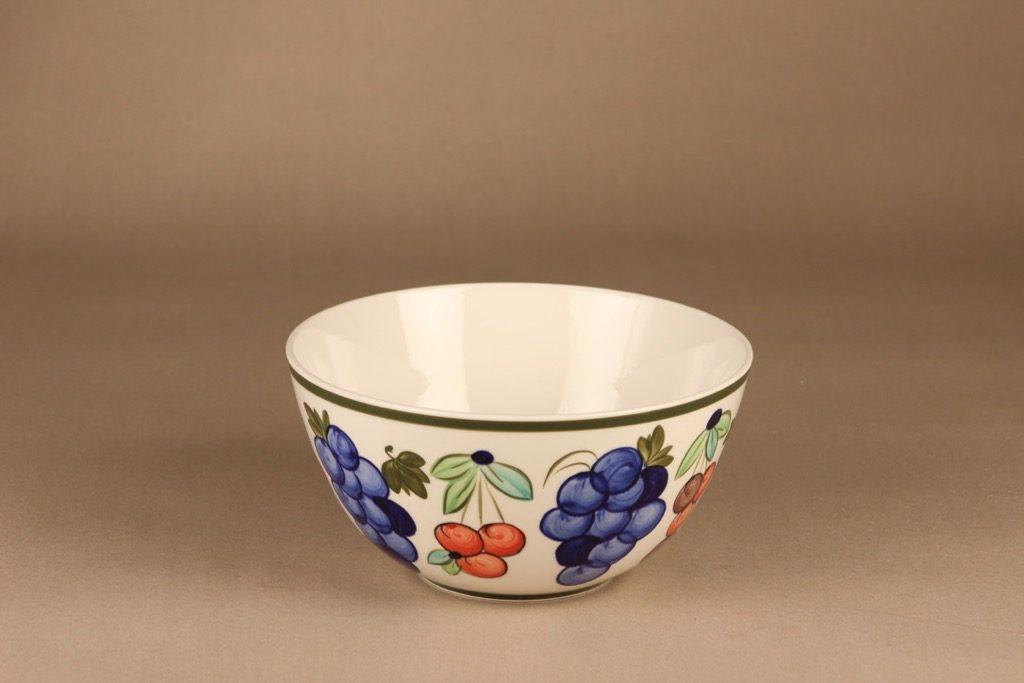 Arabia Palermo bowl hand-painted designer Ulla Procope