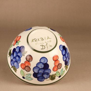 Arabia Palermo bowl hand-painted designer Ulla Procope 2