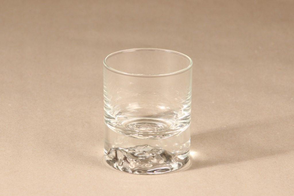 Nuutajärvi Himalaja glass, clear, designer Björn Weckström