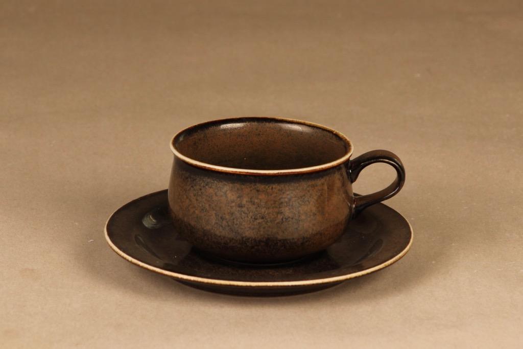 Arabia PW teekuppi suunnittelija Peter Winquist