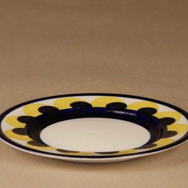 Arabia Paju lautanen, käsinmaalattu, suunnittelija Anja Jaatinen-Winquist, käsinmaalattu, signeerattu kuva 2