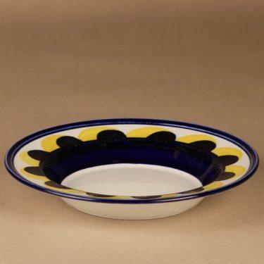 Arabia Paju lautanen, matala, suunnittelija Anja Jaatinen-Winquist, matala, signeerattu kuva 2