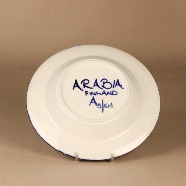 Arabia Paju lautanen, matala, suunnittelija Anja Jaatinen-Winquist, matala, signeerattu kuva 3