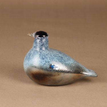 Nuutajärvi bird Blue Tit big designer Oiva Toikka