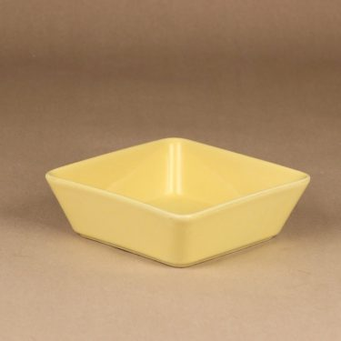 Arabia Kilta serving bowl yellow designer Kaj Franck