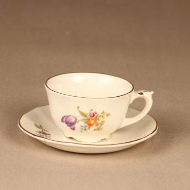 Arabia Kesäkukka kahvikuppi, suunnittelija , kukka