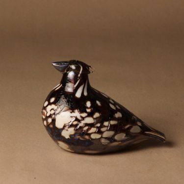 Nuutajärvi bird Ruffed Grouse designer Oiva Toikka