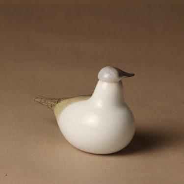 Nuutajärvi limited edition bird Wagtail designer Oiva Toikka 2