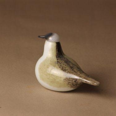 Nuutajärvi limited edition bird Wagtail designer Oiva Toikka 3