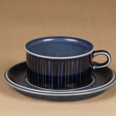 Arabia Kosmos tea cup, blow decorative designer Gunvor Olin-Grönqvist