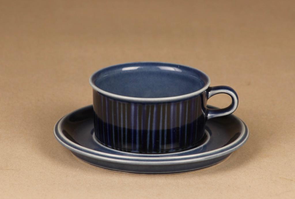 Arabia Kosmos tea cup, blow decorative designer Gunvor Olin-Grönqvist