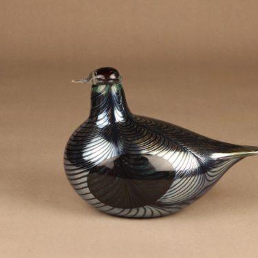 Nuutajärvi bird Pheasant designer Oiva Toikka
